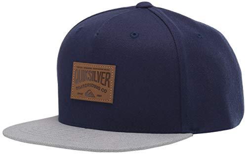Quiksilver Boys' Big BILLSIDE Youth HAT, Navy Blazer, 1SZ
