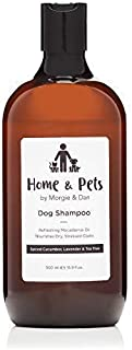 Dog Shampoo - 100% Organic, All Natural Hypoallergenic Chemical Free Shampoo, Suitable for Pets with Sensitive Skin, Nouri...