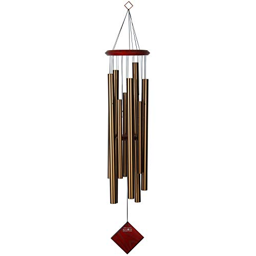 Woodstock Chimes DCB40 Glockenspiel der Eclipse-Bronze, 101 x 18 x 18 cm