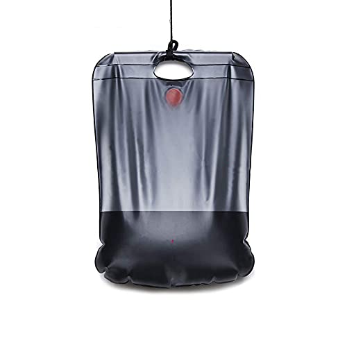 CWAIXXMM Lavadora de Autos eléctricos, Bolso de Agua Plegable Gruesa de PVC Camping Portátil Portátil Bolsa de Almacenamiento de Agua Accesorios para Acampar