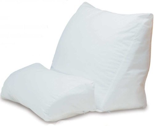 Contour Flip Pillow - 10-in-1 Rest Positions Wedge Pillow...