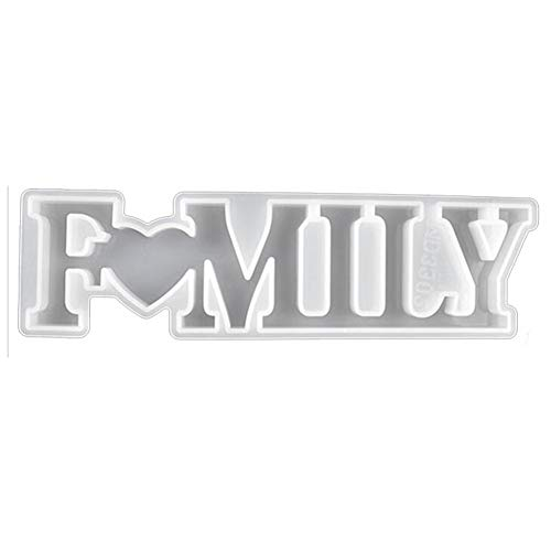Huaji Amor grande/hogar/familia carta resina molde de fundición silicona que hace el molde epoxi
