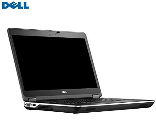 Notebook Dell E6440 14.0'' Core i5-4300U 4GB RAM 320GB HDD DVD COA Web CAM (Reacondicionado)