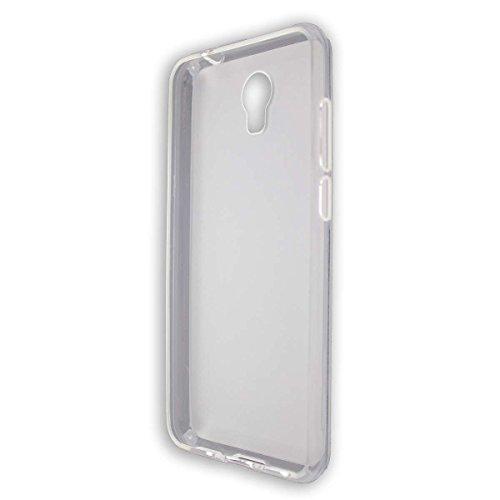 caseroxx TPU-Hülle für Archos Core 50P, Handy Hülle Tasche (TPU-Hülle in transparent)