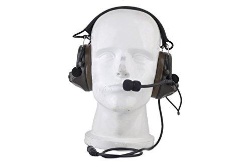 SINAIRSOFT Z-Taktische Sordin Taktische Headsets Airsoft Comtac Z 041 ZComtac II Headset Style Helm Geräuschunterdrückung Kopfhörer