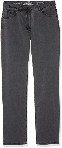 Raphaela by Brax Damen Style Corry Choice Comfort Plus Straight Jeans, Anthra, W29/L30 (Herstellergröße: 38)