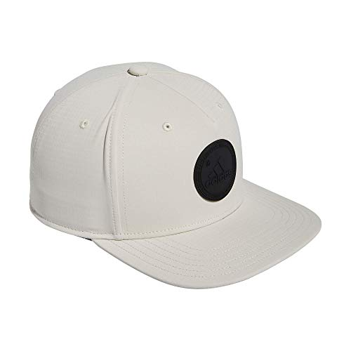 adidas Men's Affiliate 2 High Crown Structured Snapback Cap, Alumina/Grey Six, One Size