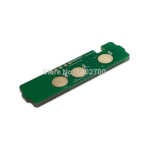 CLTK404S CLT-K404S CLT 404S 404 Chip de Cartucho de tóner para Samsung Xpress SL C430 C430W C480 C480W C480FW C480FN SL-C480 SL-C480FW (Color : CLT-Y404S)