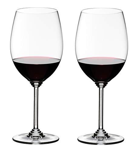 Riedel Wine Series Cabernet/Merlot Glass, Set of 2, Clear -