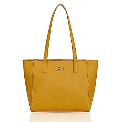 Lavie Betula Women's Tote Handbag (Ocher)