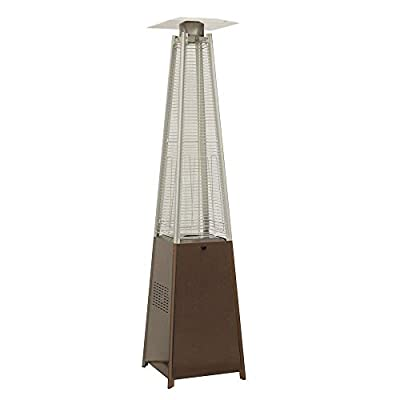 Hampton Bay 42,000 BTU Pyramid Patio Heater