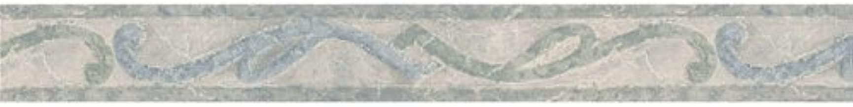 Bordure de mur autocollante 3D autocollante Bordure de papier peint amovible Bordure flexible Ligne de plafond de moulage D/écoration int/érieure Mur Image Bordure de porte Encadrement