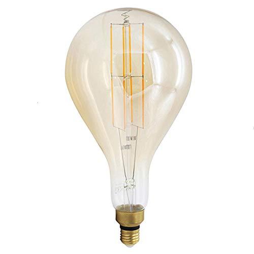 3 Intensidad Hogar Decora LAMPARA Edison SIN Cables con Cargador Incluido