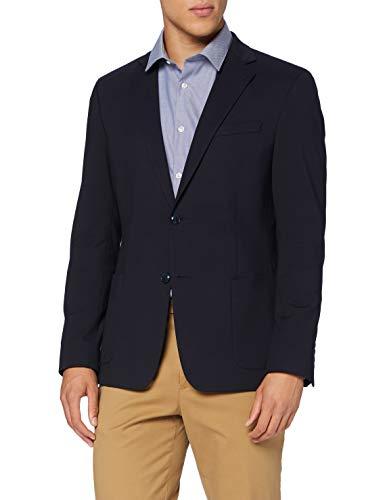 Strellson Premium Arndt-j Blazer Casual, Dark Blue 401, 102 Uomo