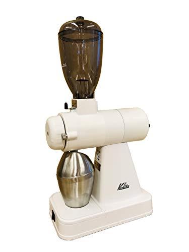 限定カラー電動コーヒーミル コーヒーグラインダー カリタ ネクストG kalita NEXT G カットミル限定カラー ホワイト