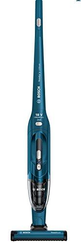 Bosch BBH21830L Readyy'Y Aspirateur Balai sans Fil 2 en 1, 18 V, Bleu