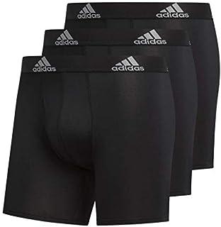 adidas Men's Sport Performance Climalite Boxer Briefs (3...