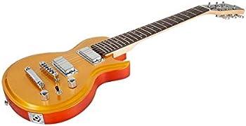Monoprice Indio Mini 66 Electric Guitar with Gig Bag