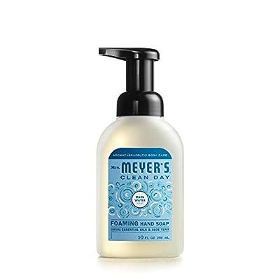 Mrs. Meyer's Foaming Hand Soap, Rainwater, 10 OZ
