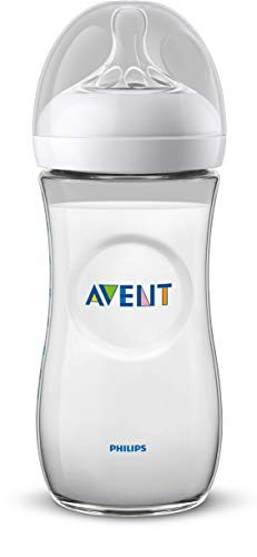 Philips SCF036/17 Avent Natural Fles, 260 ml, Transparant