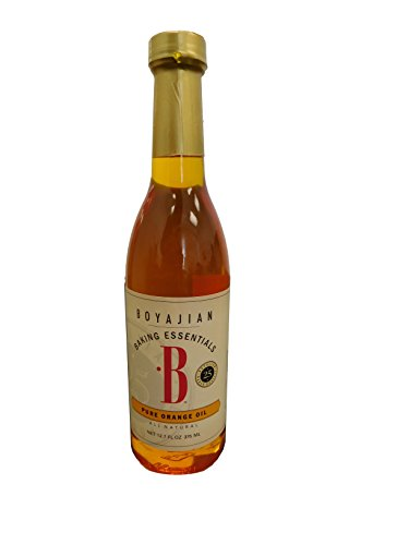 Boyajian Baking Essentials Pure Orange Oil, 375 mL
