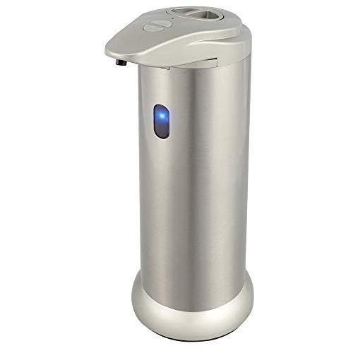 Haude Automatischer Seifenspender-Sensor Automatischer BerüHrungsloser FlüSsigkeitsspender ABS Galvanisierter Desinfektionsspender für das Badezimmer in der KüChe