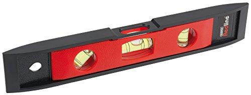 Draper 68014barca livello con base magnetica, multicolore, 230mm