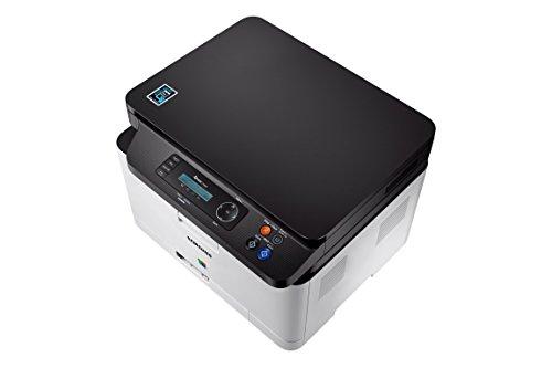 Samsung Xpress SL-C480W/TEG Farblaser Multifunktionsgerät (mit WLAN, NFC und Netzwerk)