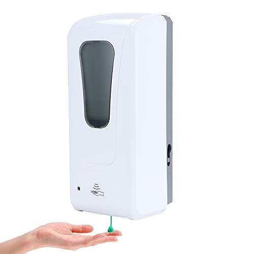 TsunNee ,1000 ML Distributore automatico gel alcool mani, disinfettante in...