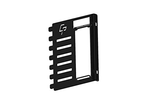 Casemod Parts Vertikale Grafikkartenhalterung (Schwarz)