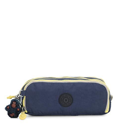 Kipling Gitroy Pencil Case Blue Thunder