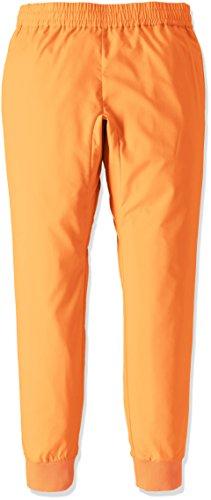 ミズノ ユナイト 医療白衣 ジョガーパンツ オレンジペッパー M MZ0121