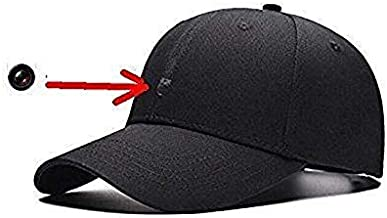 1080P Camera Hat Outdoor Sport Camera 8GB Remote Control Baseball Cap Wearable Cam
