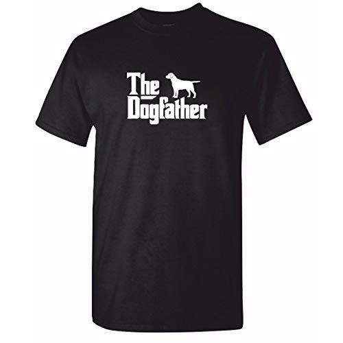 Teeburon The Dogfather Golden Retriever Hoodie