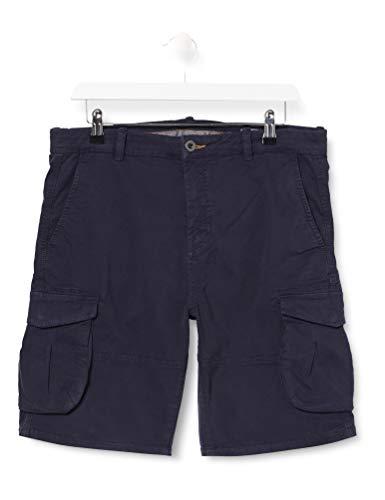 Springfield FRQ Bermuda Cargo-c/12 Pantalones, (Multicolor 43787512), (Tamaño del Fabricante: 42) para Hombre