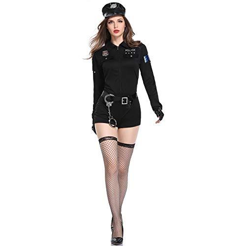 TBGGFSD Halloween Policewoman Uniform Set nachtclub nieuwe rol spelen bal partij kostuum spel Uniform Appealing kleding