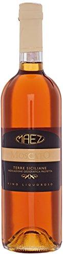 Moscato Sicilia IGT- Maez, Cl 75