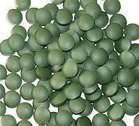 Chlorella Tablets (1000 Count, 250g), Cold-Pressed, 100% raw and Pure, Raw Power Organics Brand