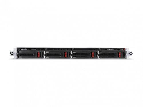 Buffalo TeraStation 3410Rack 4TB NAS HDD 4x 1TB 2x 1gbe RAID 0/1/5/6/10