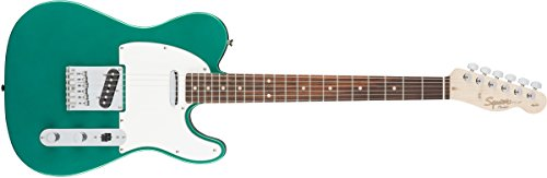 17位:スクワイヤー(Squier )『Fender Electric Guitar Affinity Series™ Telecaster®, Laurel Fingerboard, Race Green』