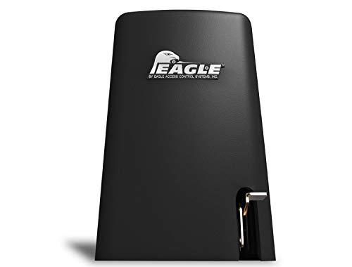 Eagle-1000 FR 1/2 HP Slide Gate Operator System for Residential and Light Commercial Properties -...