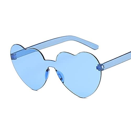 Love Heart Sunglasses Women Fashion Cute Sexy Retro Cat Eye Vintage Cheap Sunglasses Red Female-Glasses