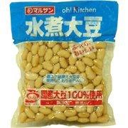 マルサンアイ マルサン 国産水煮大豆 150g ×6セット