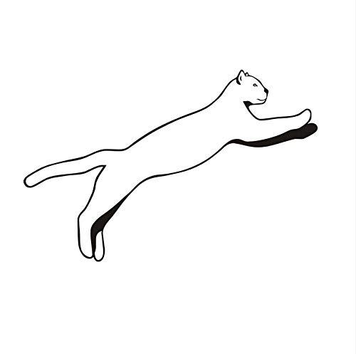 Hwhz 66 X 43 Cm Adesivi Murali Per Camerette Per Ragazzi Camerette Per Animali In Vinile Adesivo Per Parete Rimovibile Decalcomanie Per La Casa Accessori Per La Casa
