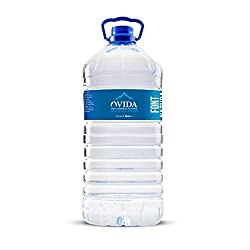DIA OVIDA agua mineral natural botella 5 lt