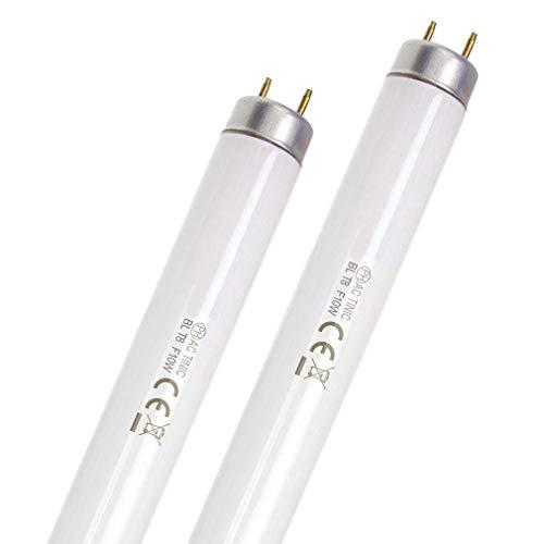 10W Bug Zapper Light Bulb T8 Bulb UV Bulb for 20W Bug Zappers (2-Pack)