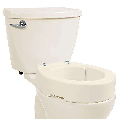 Peachy The Best Raised Toilet Seats Updated For 2019 Spiritservingveterans Wood Chair Design Ideas Spiritservingveteransorg