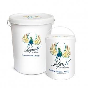 Ludgers N Oligovit-Mineral Pellet 3 kg