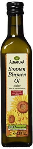 Alnatura Bio Sonnenblumenöl, 1er Pack (1 x 500 g)