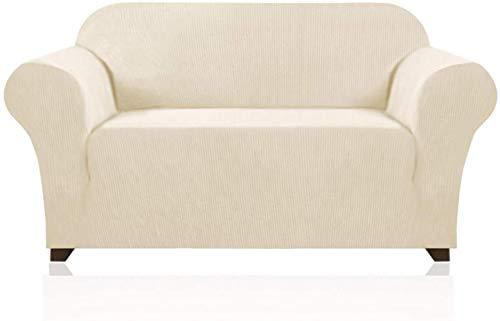 Mazu Home - Juego de sofá elástico (1 unidad, 3 alfombrillas blandas, accesorios de sofá)